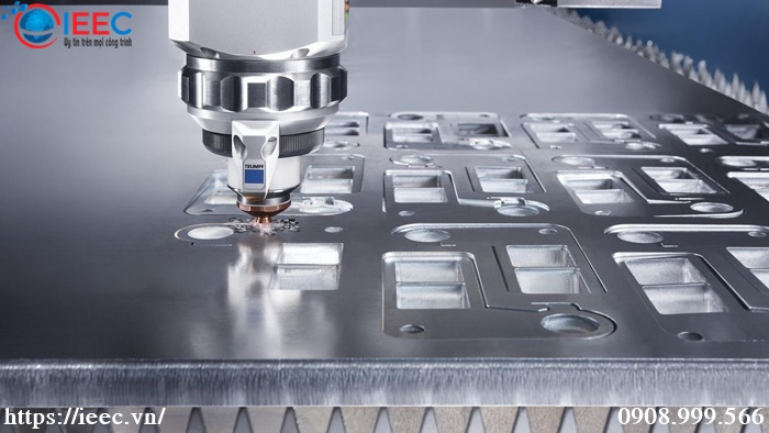Vì sao cắt laser tại IEEC Việt Nam luôn có mức giá rẻ tại Hà Nội