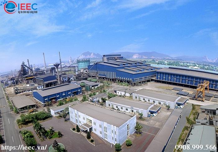 IEEC Việt Nam cung cấp hệ thống thang máng cáp cho tập đoàn Hòa Phát