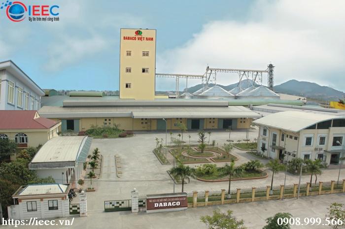 Công ty IEEC Cung cấp hệ thống tủ phân phối nguồn 3200A cho nhà máy dabaco