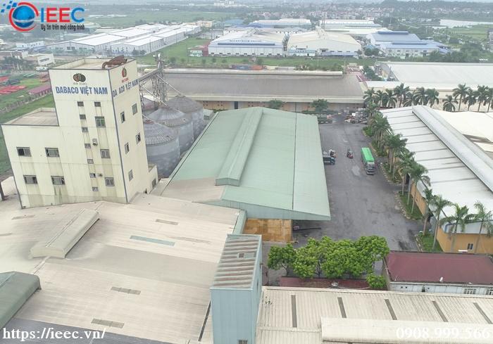IEEC Việt Nam Cung cấp hệ thống tủ phân phối nguồn 3200A cho nhà máy dabaco