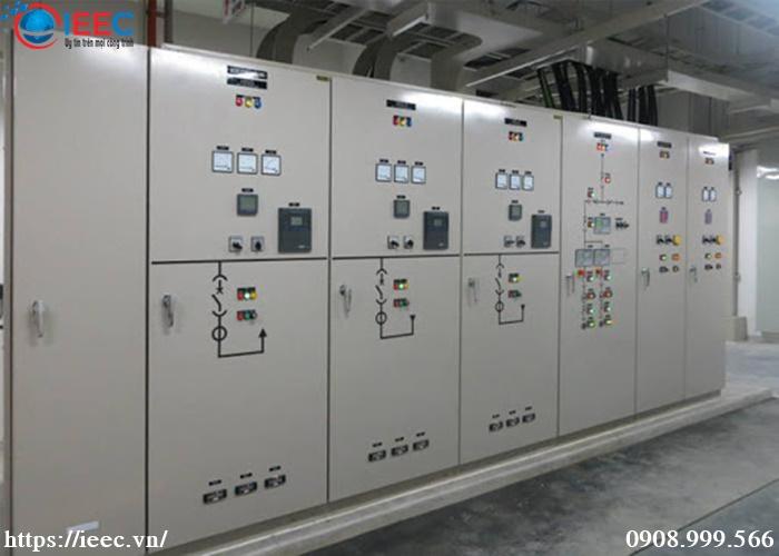 Cung cấp hệ thống tủ phân phối nguồn 3200A cho nhà máy dabaco