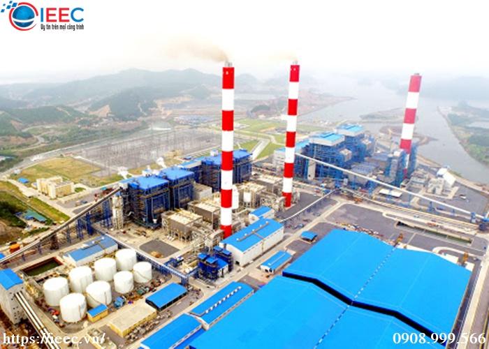 Cung cấp lắp đặt CÂN BĂNG TẢI nhà máy nhiệt điện QUẢNG NINH