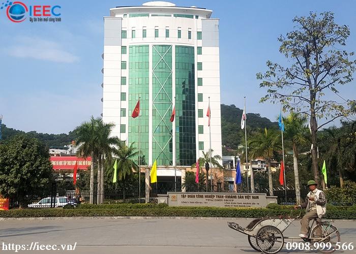 IEEC Việt Nam lắp đặt trạm biến áp 400kva cho công ty than hòn gai
