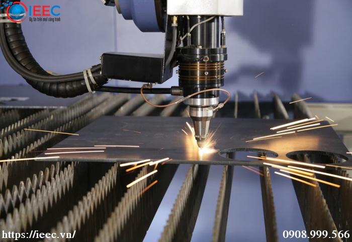 Lợi ích khi cắt laser kim loại tại IEEC Việt Nam