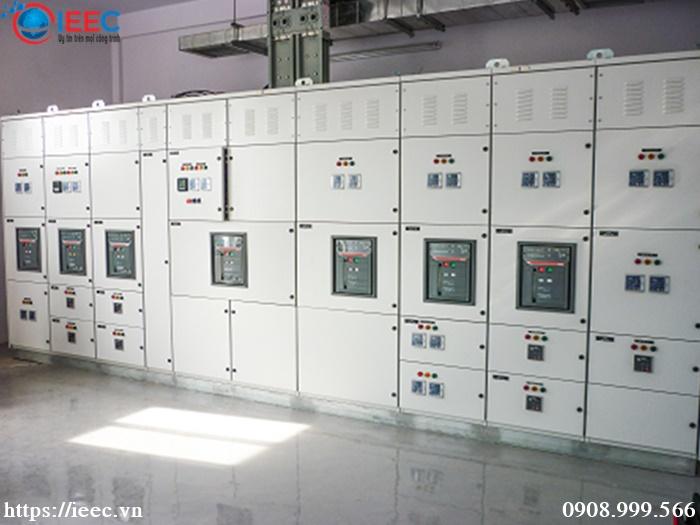 Tủ điện phân phối MS2 IEEC