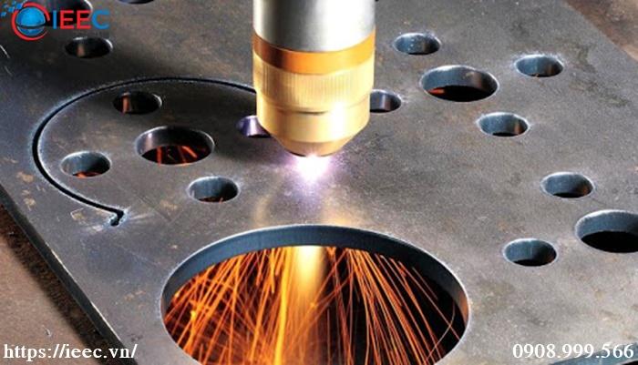 Cắt Laser CNC kim loại IEEC