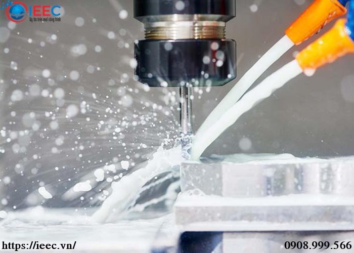 Vì sao nên chọn phương pháp cắt kim loại bằng máy CNC