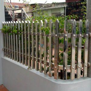 Hàng rào inox 304 IEEC