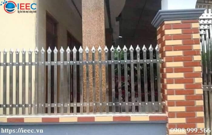 Công ty sản xuất hàng rào inox giá rẻ