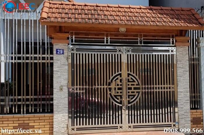 Đặt gia công hàng rào inox ở đâu Hà Nội