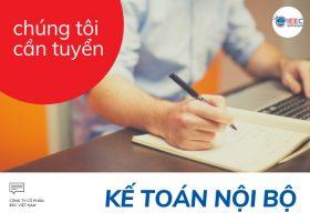 IEEC Tuyển kế toán nội bộ
