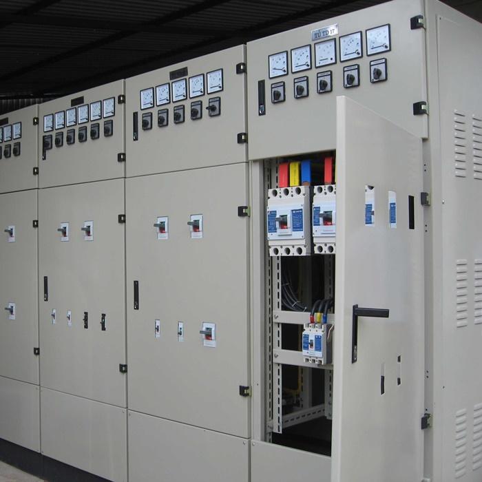 Tủ điện hạ thế tổng MSB IEEC