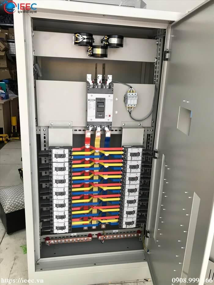 IEEC Việt Nam chuyên sản xuất tủ điện phân phối DB