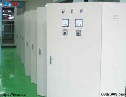 Quy trình sản xuất vỏ tủ điện