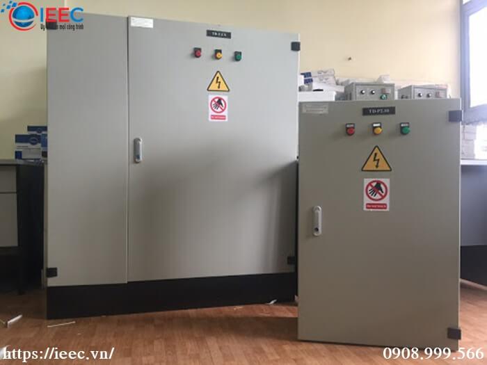 Nguyên lý hoạt động của tủ điện chiếu sáng
