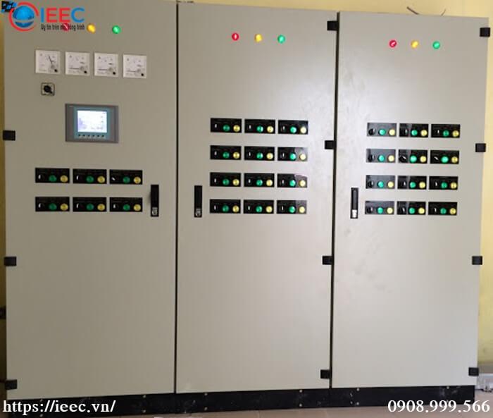 Tủ điện điều khiển IEEC Việt Nam