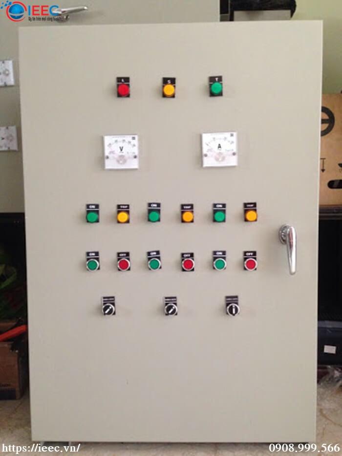 Tủ điện điều khiển chiếu sáng IEEC