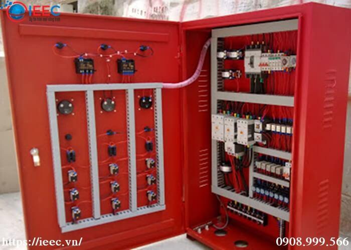Tủ điện điều khiển PCCC
