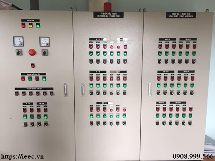 Vỏ tủ điện điều khiển IEEC