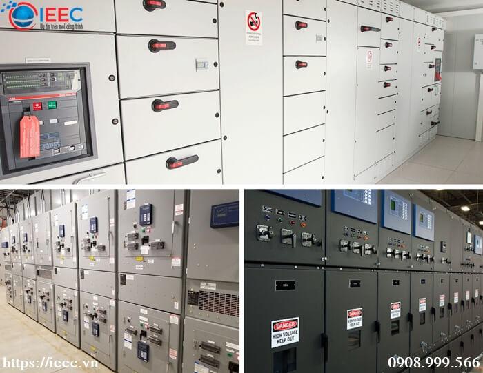 Vỏ tủ điện hạ thế IEEC