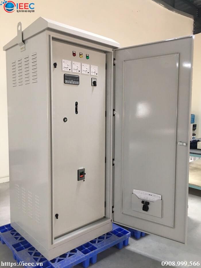 Vỏ tủ điện sơn tĩnh điện IEEC