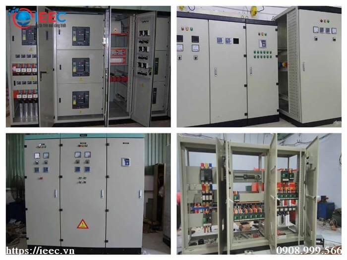 Vỏ tủ điện IEEC