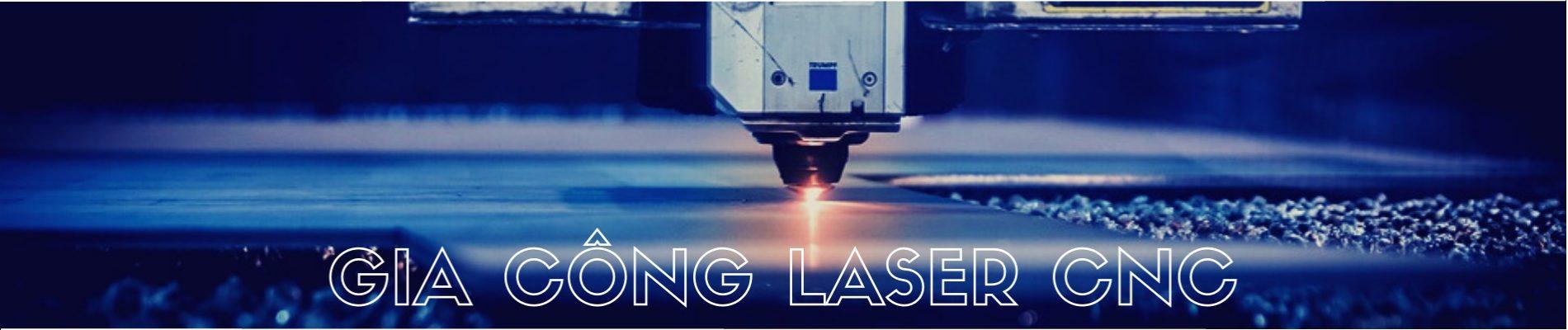 Banner gia công laser kim loại