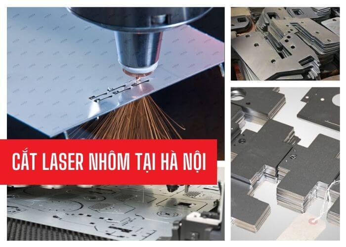 Cắt Laser nhôm tại Hà Nội