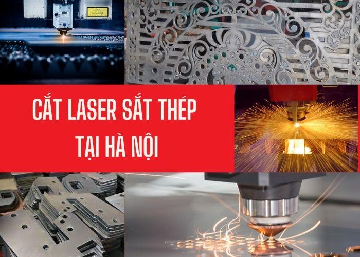 Cắt Laser sắt thép