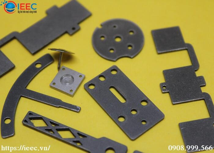 Gia công cắt Laser chi tiết máy