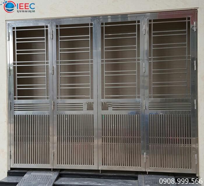 IEEC Việt Nam - Nhận gia công cửa inox theo yêu cầu