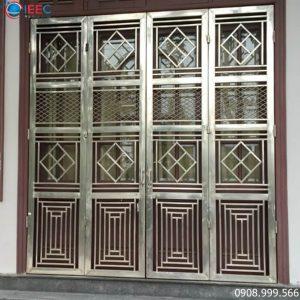 Liên hệ gia công cửa inox giá rẻ tại Hà Nội
