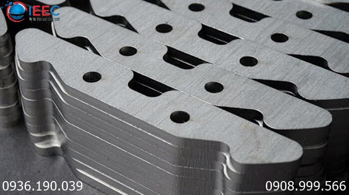 Sản phẩm cắt Laser Inox dày giá rẻ