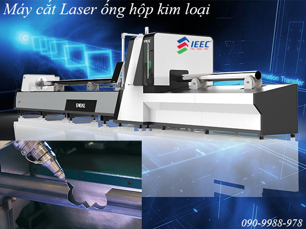 Cat Laser Ong Hop Kim Loai